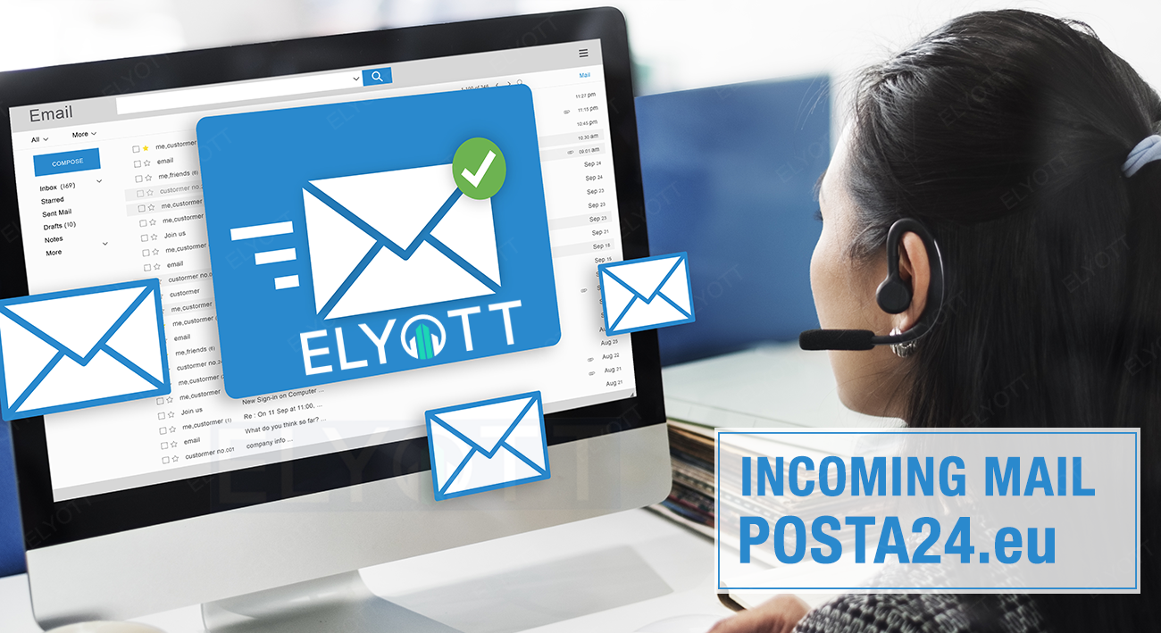 incoming_mail_posta24 Online app |  incoming post online | POSTA24.eu | ELYOTT